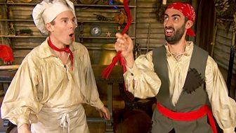 Swashbuckle - Series 4: 24. The Broken Bell