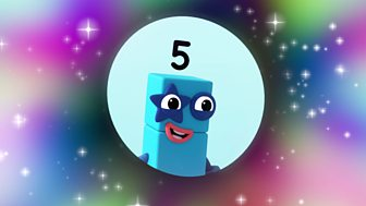 Numberblocks - Series 1: Holes
