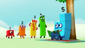 Numberblocks - Series 1: Hide And Seek
