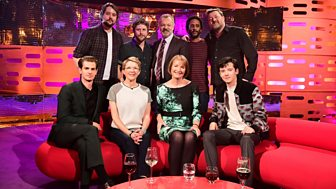 The Graham Norton Show - Series 20: Episode 16