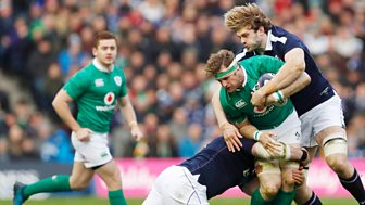 Six Nations Rugby - 2017: Scotland V Ireland