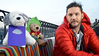 Cbeebies Bedtime Stories - 580. Tom Hardy - The Cloudspotter