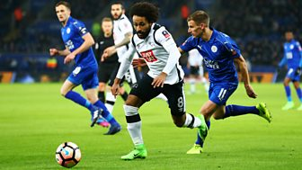 Fa Cup - 2016/17: Fourth-round Replay: Leicester City V Derby County