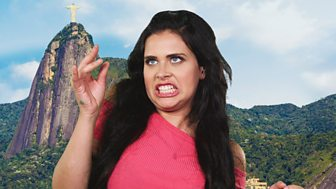 Remotely Funny - Series 1: 5. Brazil