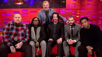 The Graham Norton Show - Series 20: Episode 17