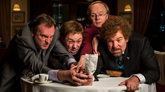 Inside No. 9 - Series 3: 2. The Bill