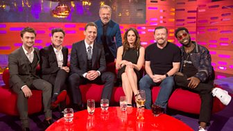 The Graham Norton Show - Series 20: Episode 18