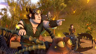 Dragons - Race To The Edge: 7. Reign Of Fireworms