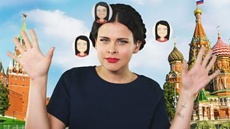 Remotely Funny - Series 1: 12. Russia