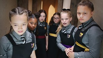 The Worst Witch - 9. The First Witch