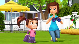 Kate And Mim-mim - Series 2: 5. Eggy Boomer