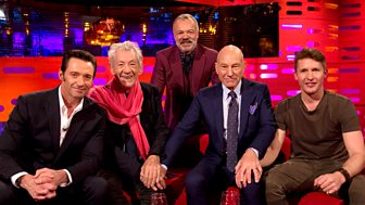 The Graham Norton Show - Series 20: Episode 19