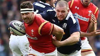 Six Nations Rugby - 2017: Scotland V Wales