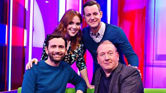 The One Show - 02/03/2017