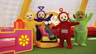 Teletubbies - Series 2: 2. Trailer