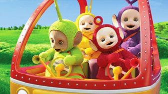 Teletubbies - Series 2: 5. Honk Honk