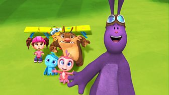 Kate And Mim-mim - Series 2: 11. The Mimiloo Clubhouse