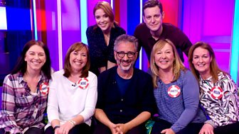 The One Show - 09/03/2017