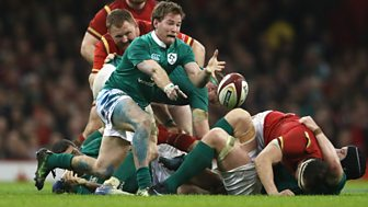 Six Nations Rugby - 2017: Wales V Ireland