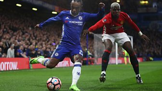 Fa Cup - 2016/17: Quarter-final: Chelsea V Manchester United