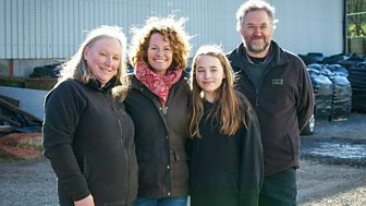 Back To The Land With Kate Humble - Series 1: 3. The Lake District