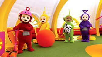 Teletubbies - Series 2: 6. Not Enough Room
