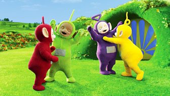 Teletubbies - Series 2: 7. Tickly