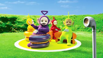 Teletubbies - Series 2: 8. Spinning