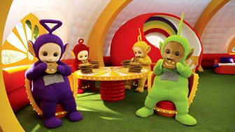 Teletubbies - Series 2: 9. Toast