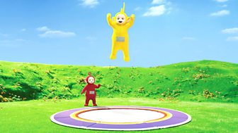 Teletubbies - Series 2: 10. Bouncing