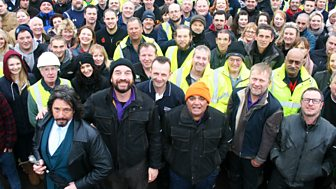 Diy Sos - Series 27: 9. The Big Build - Bidford On Avon