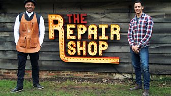 The Repair Shop - Series 1: Episode 2