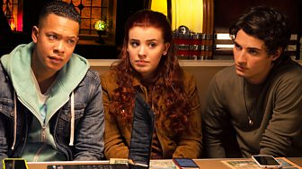 Wolfblood - Series 5: 5. Humans