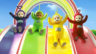 Teletubbies - Series 2: 15. Sliding Down