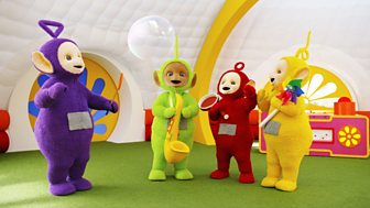 Teletubbies - Series 2: 14. Blow