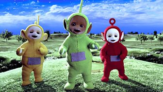 Teletubbies - Series 1: 56. Twinkle Twinkle