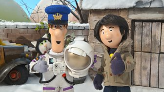 Postman Pat: Special Delivery Service - Series 3: 26. Postman Pat And The Space Suit