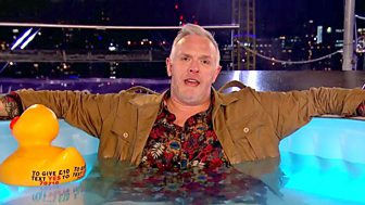 Comic Relief - 2017: 3. Greg Davies' Hot Tub Half Hour