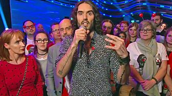 Comic Relief - 2017: 5. Russell Brand's Stand Off