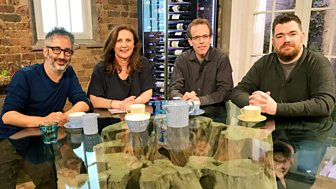 Saturday Kitchen - 25/03/2017