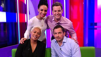 The One Show - 27/03/2017