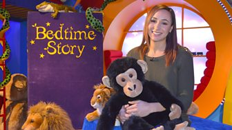 Cbeebies Bedtime Stories - 584. Jessica Ennis-hill - Lion Practice