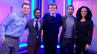 The One Show - 28/03/2017