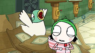 Sarah & Duck - Series 3: 11. Fluff Bread