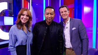 The One Show - 30/03/2017