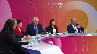 Question Time - 30/03/2017