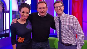 The One Show - 03/04/2017