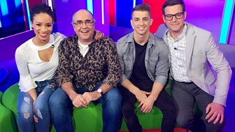 The One Show - 04/04/2017