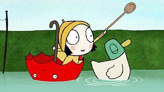 Sarah & Duck - Series 3: 16. Shallot Boat
