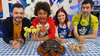 Blue Peter - Makes, Bakes And More Makes!